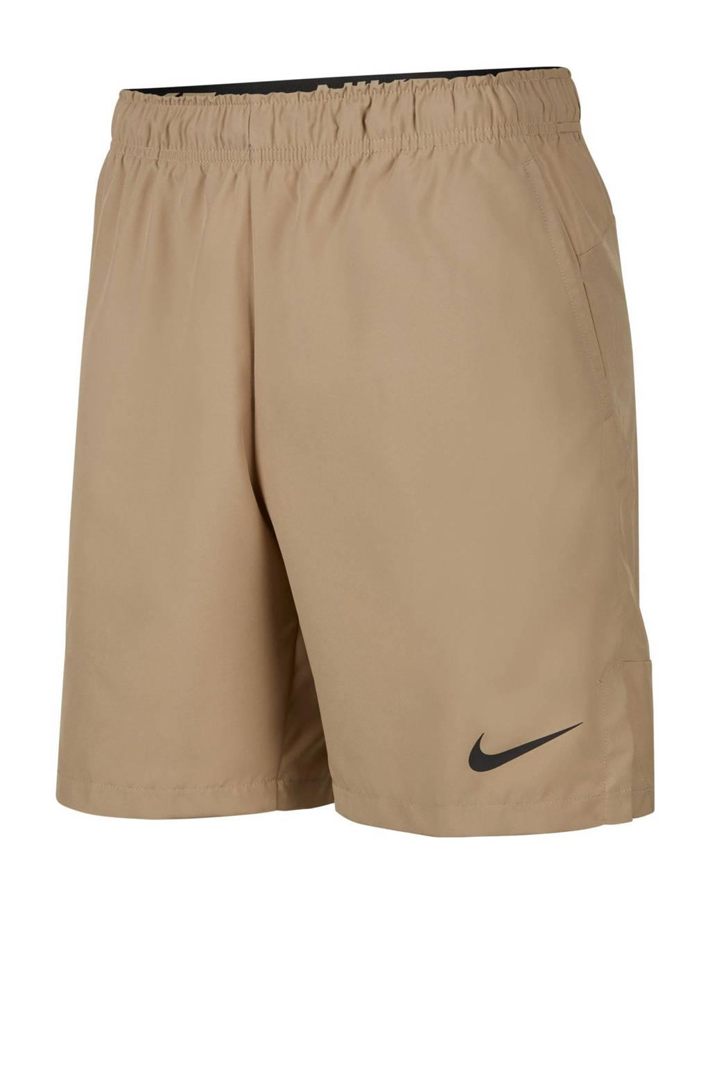 Nike   sportshort khaki, Khaki