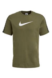 Nike   sport T-shirt bruin, Bruin
