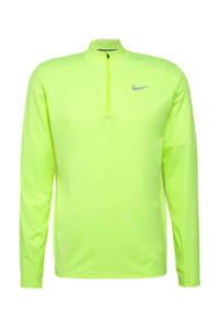 Nike   hardloopshirt neon groen, Neon groen