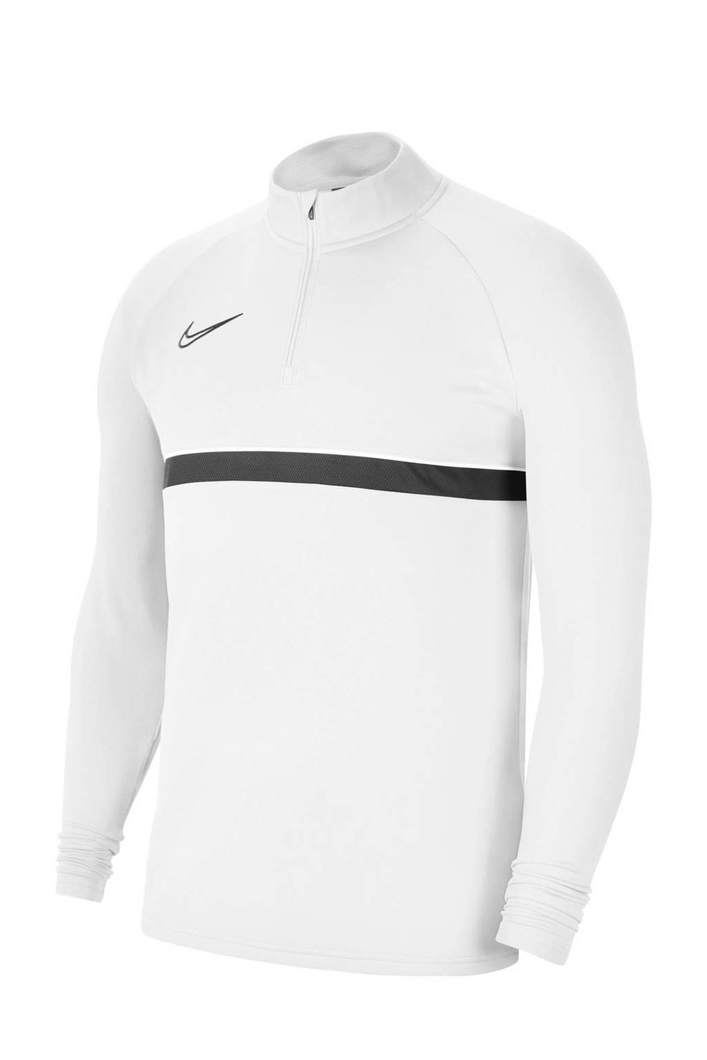 Nike   voetbalshirt wit, Wit