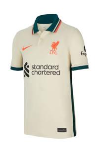 Nike Junior Liverpool FC voetbalshirt, Ecru