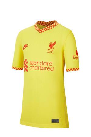 Liverpool FC voetbalshirt geel