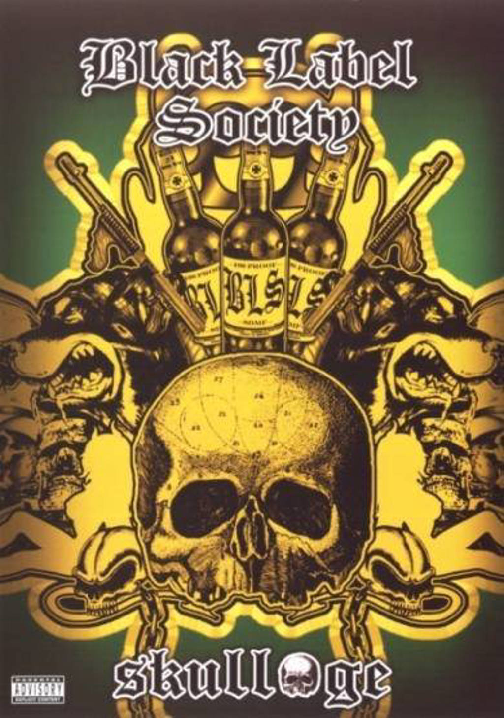 Black Label Society - Skullage (DVD)