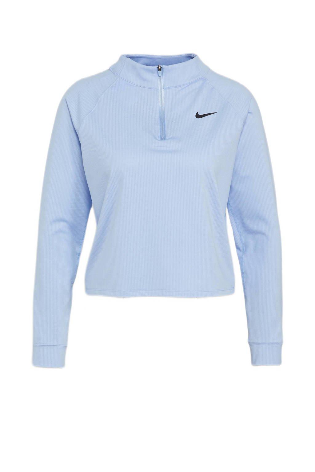 Nike sportshirt blauw, Blauw