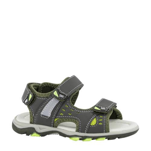 Bobbi-Shoes sandalen donkergroen