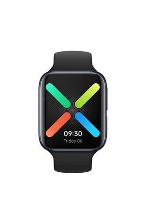 46MM smartwatch (zwart)