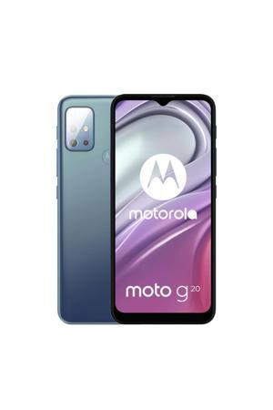 Moto G20 smartphone (blauw)