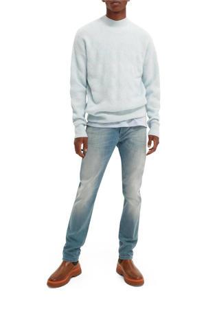 regular slim fit jeans Ralston over the ocean