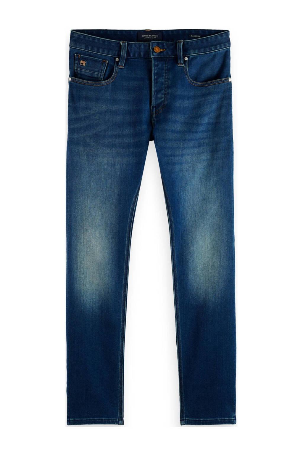 Scotch & Soda regular fit jeans Ralston blue future, Blue Future