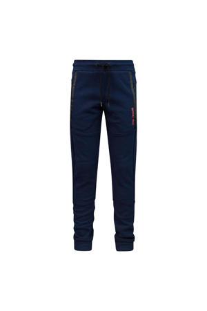 regular fit broek Stig donkerblauw