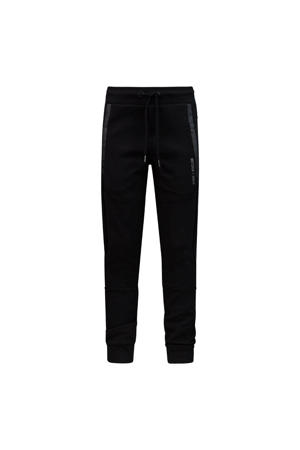regular fit broek Stig zwart