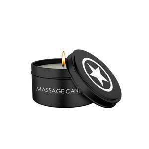 massagekaarsen set - 3 stuks
