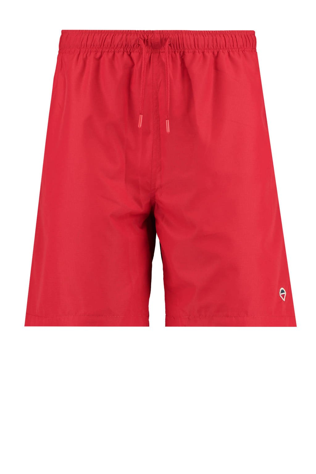 America Today zwemshort Nout rood, Rood