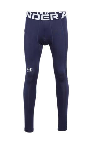 sporttight donkerblauw