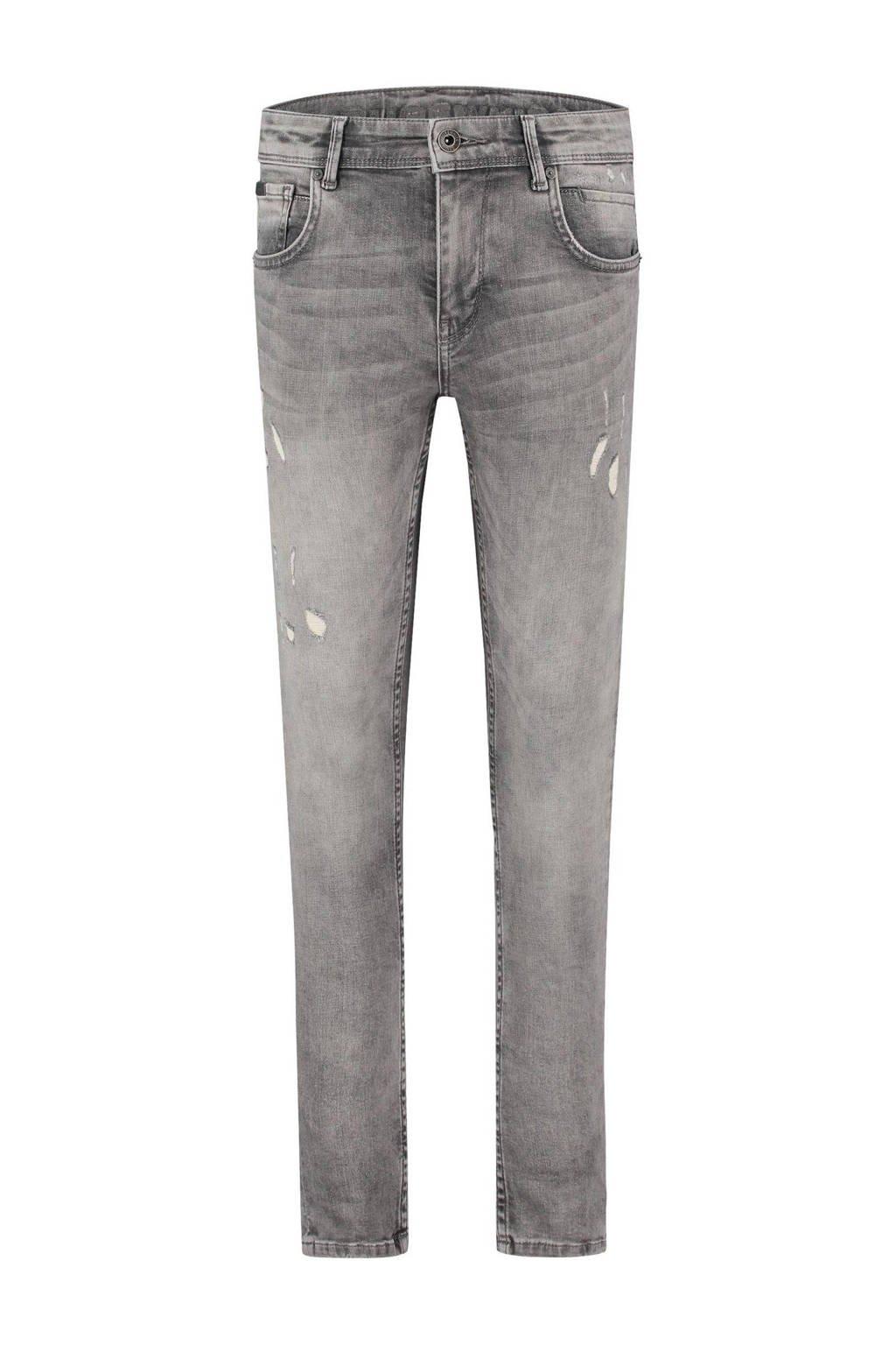 Ballin skinny jeans The Diago denim light grey, Denim Light Grey