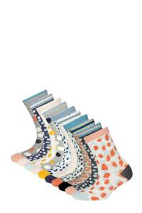 Apollo sokken - set van 10 multi, Multi
