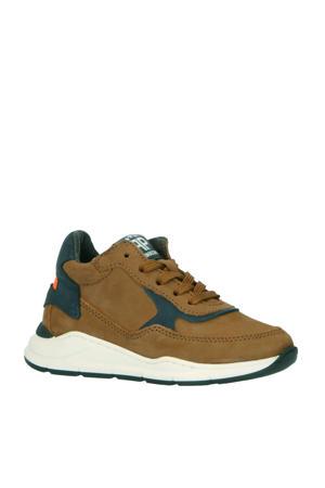 P1400  nubuck sneakers bruin
