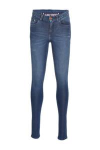 Vingino high waist super skinny jeans Bella blue vintage
