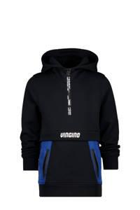 Vingino hoodie Nair zwart, Zwart