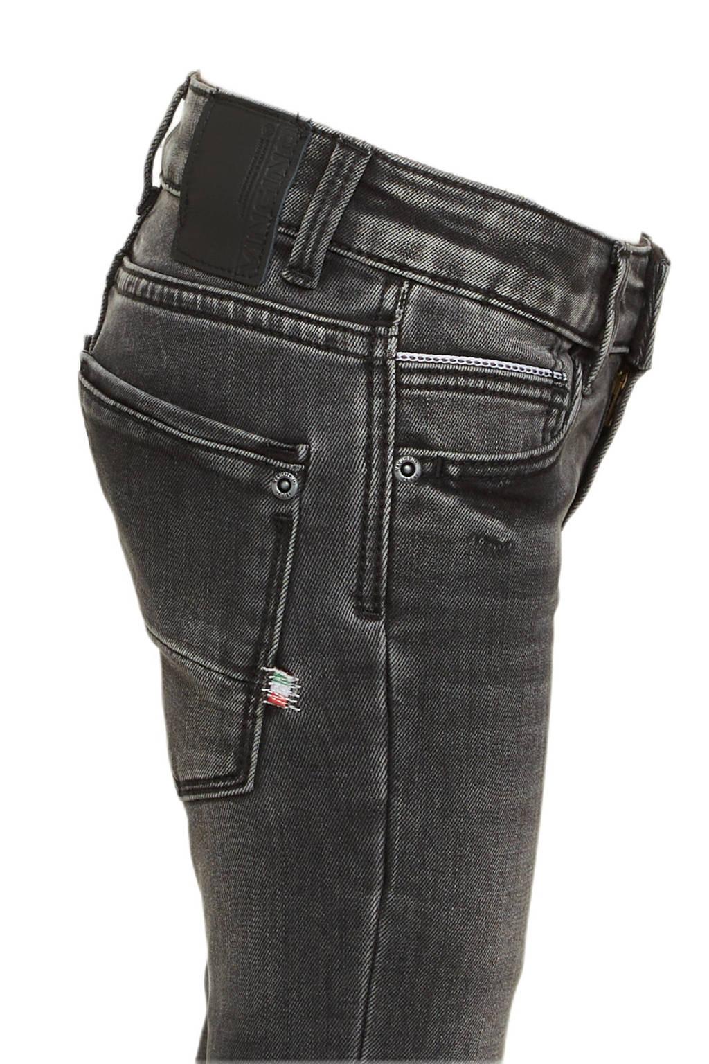 Vingino regular fit jeans Benson black vintage, Black Vintage