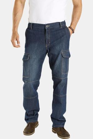 loose fit jeans ELMO Plus Size blauw