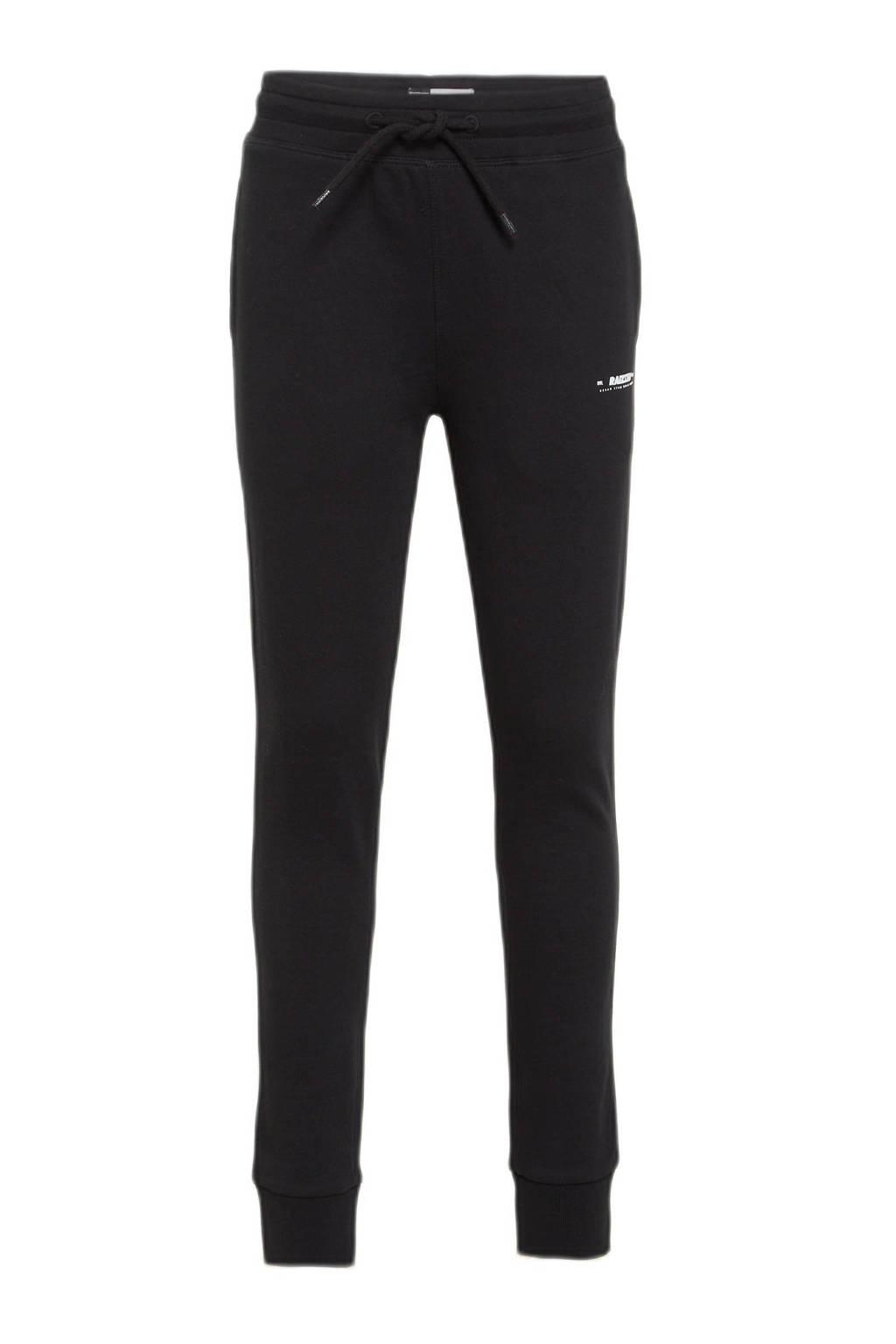 Raizzed skinny joggingbroek Sabot zwart, Zwart