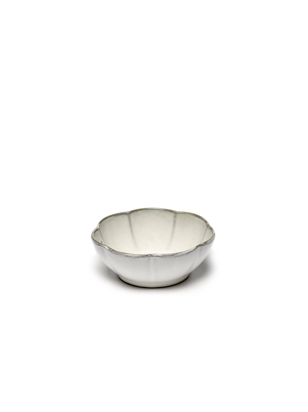 Serax kom Inku (Ø13 cm), Wit