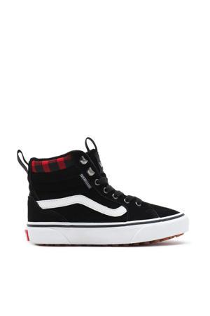 Filmore Hi sneakers zwart/wit/rood