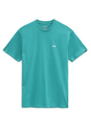 T-shirt met logo groen