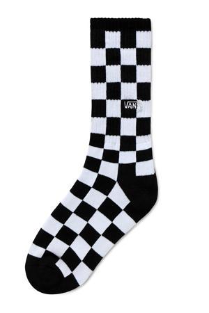 sokken zwart/wit