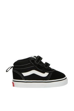 Ward Mid sneakers zwart/wit
