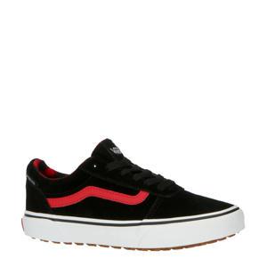 Ward  sneakers zwart/rood