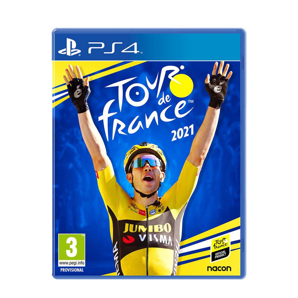 Tour de France 2021 (PlayStation 4)