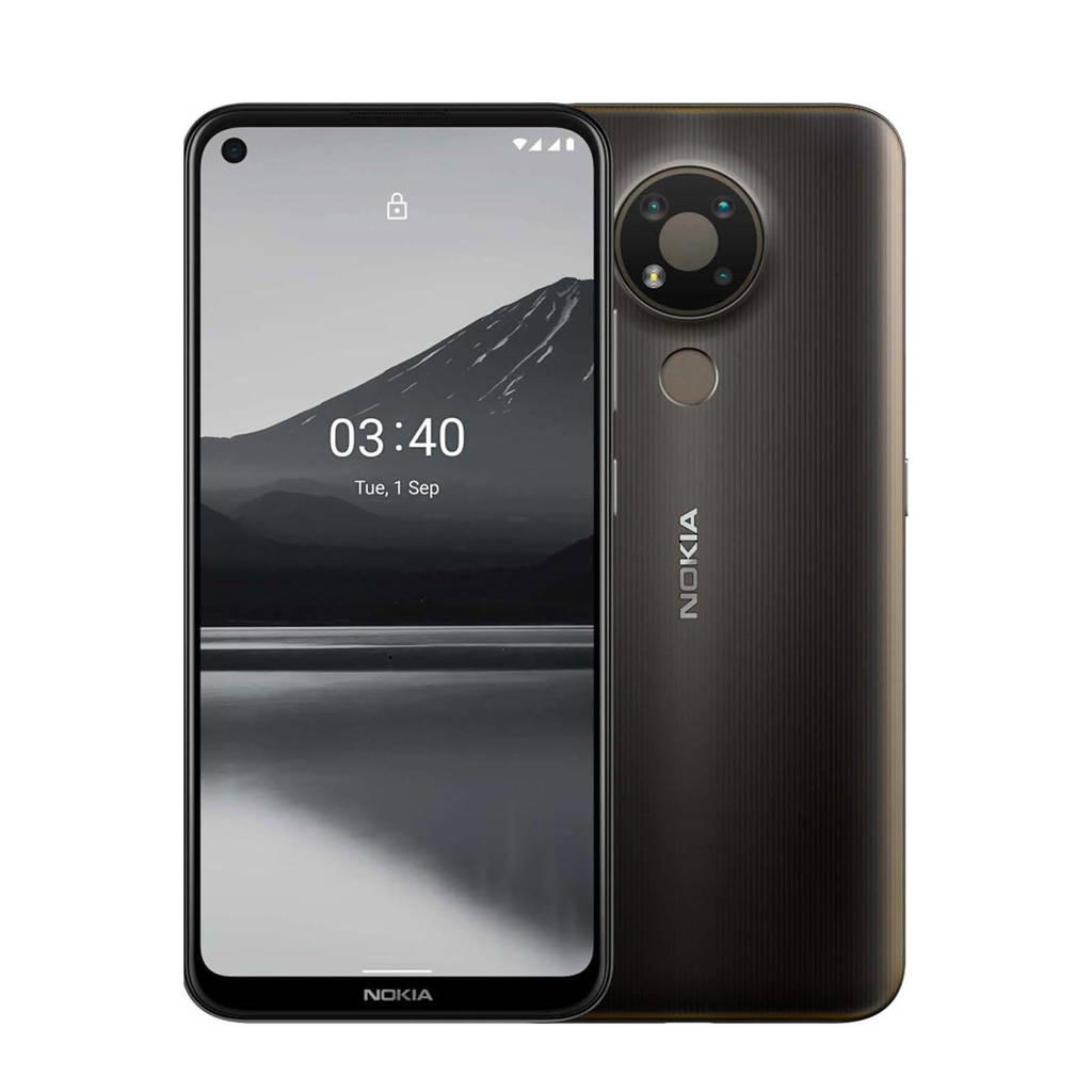 Nokia 3.4 smartphone, Grijs