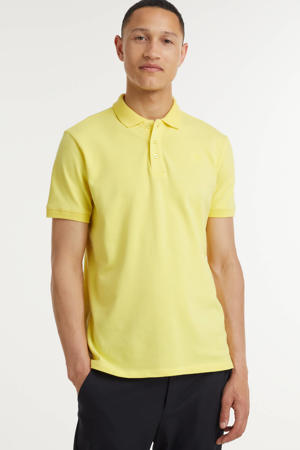 regular fit polo Lucca ll pastel yellow