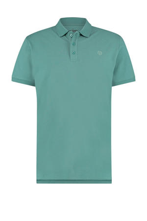 regular fit polo Lucca ll dusty green