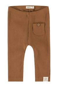 Babyface baby regular fit broek Unisex Trousers bruin, Bruin
