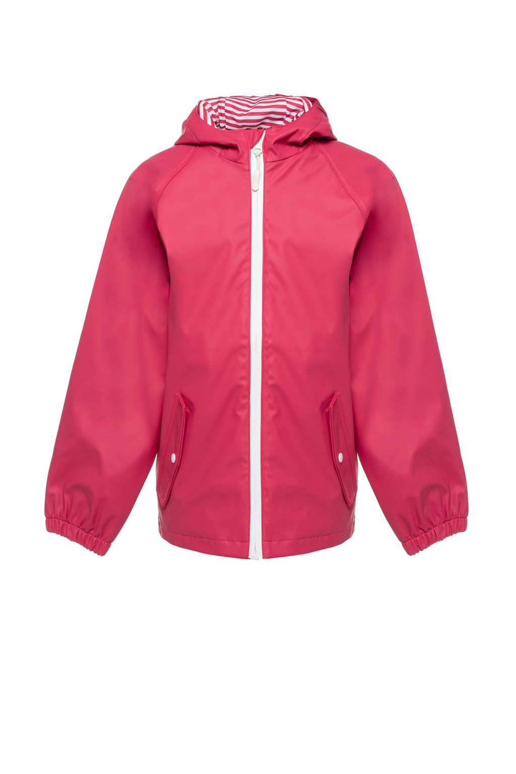 Scapino Mountain Peak meisjes regenjas roze, Roze