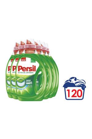 Active Gel Universal vloeibaar wasmiddel - 120 wasbeurten