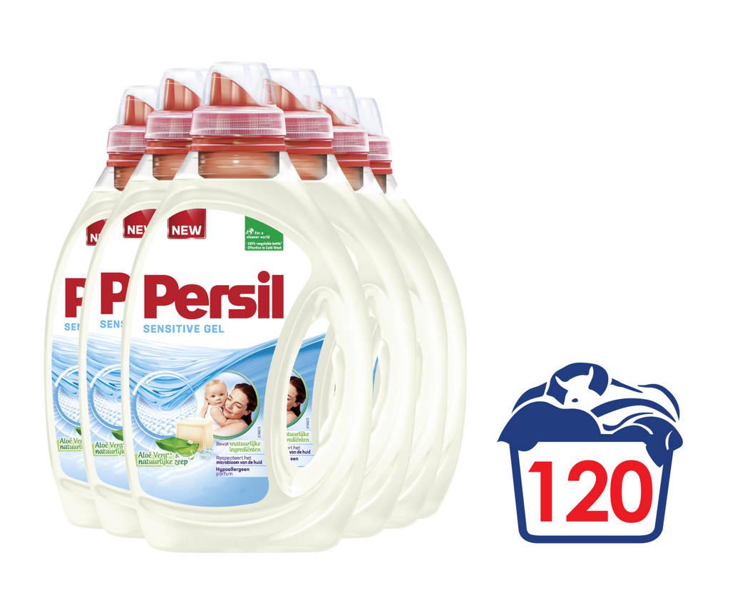 Persil Sensitive Gel - 1 liter - 120 wasbeurten