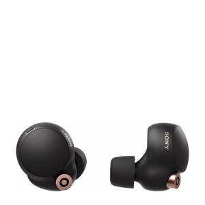 WF1000XM4 draadloze in-ear hoofdtelefoon (zwart)