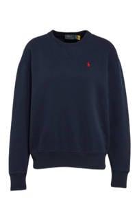 POLO Ralph Lauren sweater met logo donkerblauw, Donkerblauw