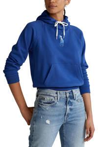 POLO Ralph Lauren hoodie met logo blauw, Blauw