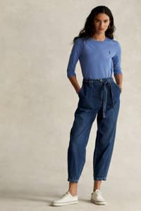 POLO Ralph Lauren longsleeve blauw, Blauw