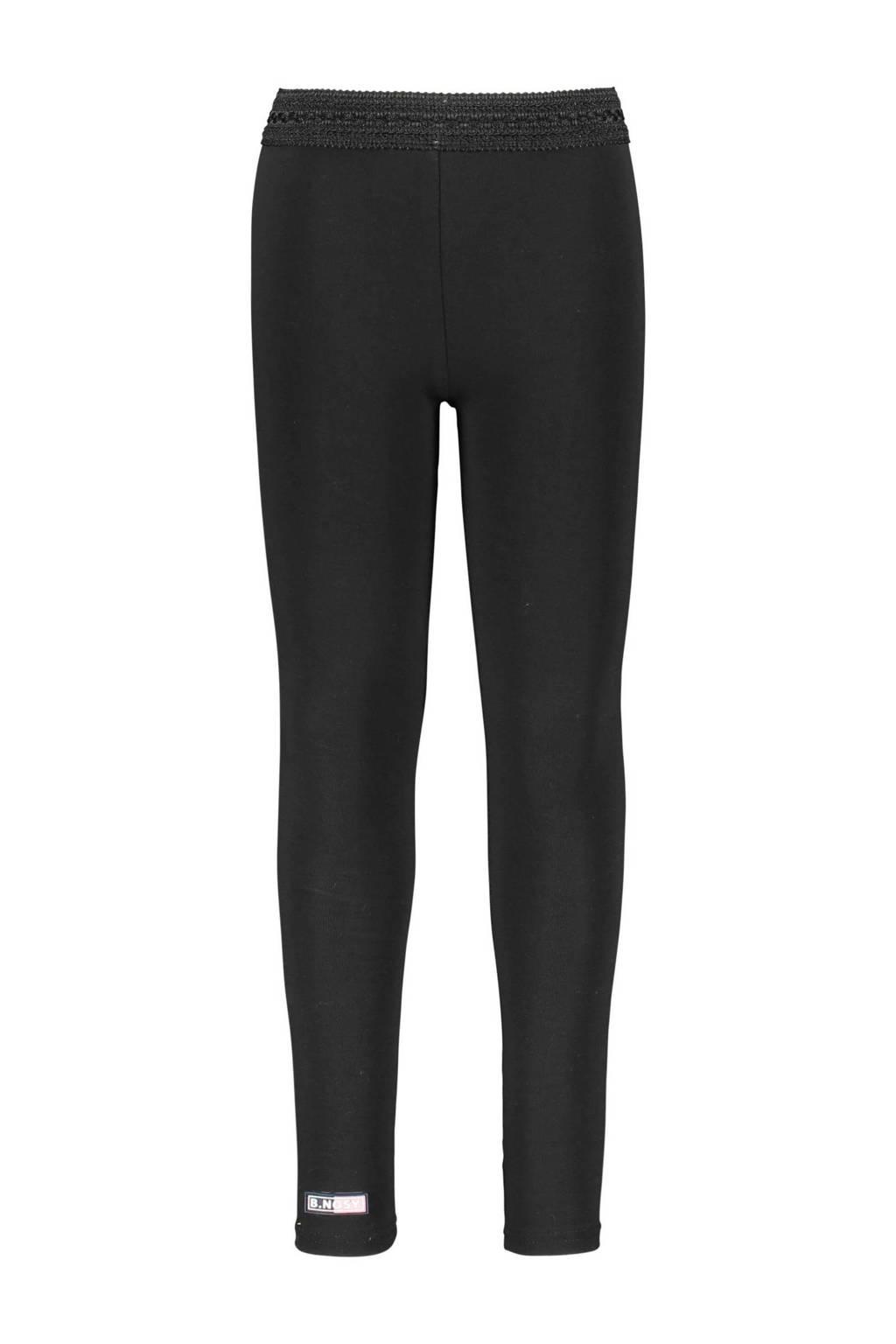 B.Nosy legging zwart, Zwart
