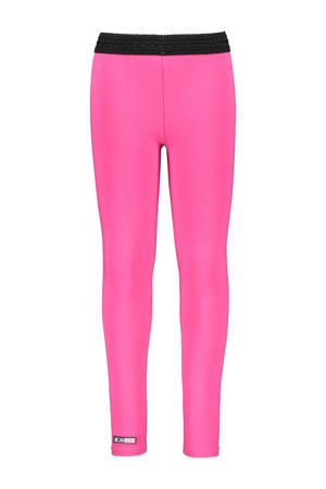 legging fuchsia roze