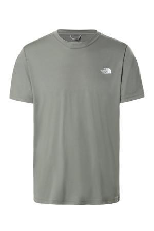T-shirt Reaxion Amp groen