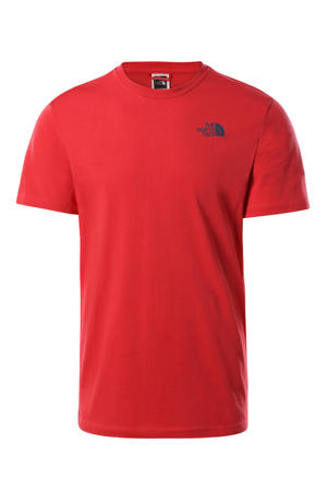 T-shirt Redbox Celebration rood