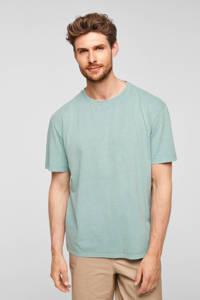 s.Oliver T-shirt groen, Groen