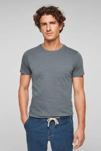 s.Oliver T-shirt grijs, Grijs